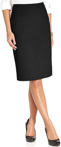 Ellen Tracy Skirt, Slim Pencil