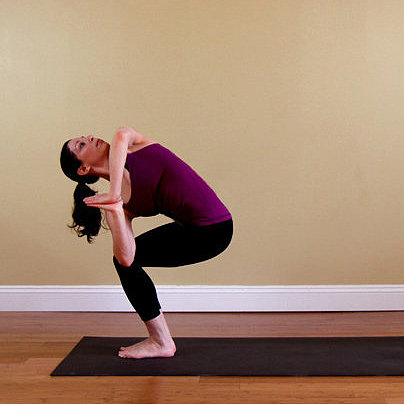 Yoga Poses to Tone Inner Thighs