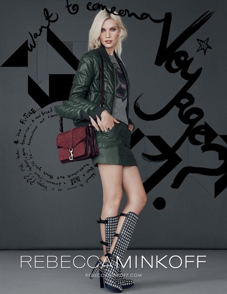 Rebecca Minkoff Fall 2013