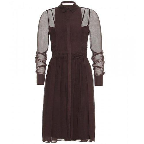 Romance Silk Dress ✽ Schumacher ◊ mytheresa.com