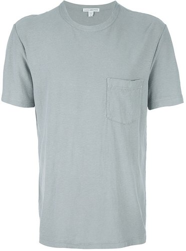 James Perse patch pocket t-shirt