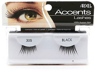 Ardell Accents Fashion Lashes Black #305