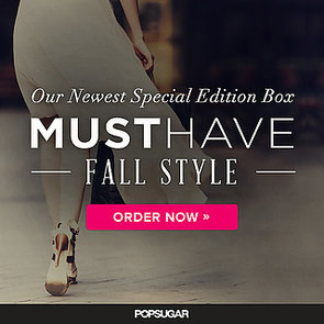 POPSUGAR Must Have Fall Style Box