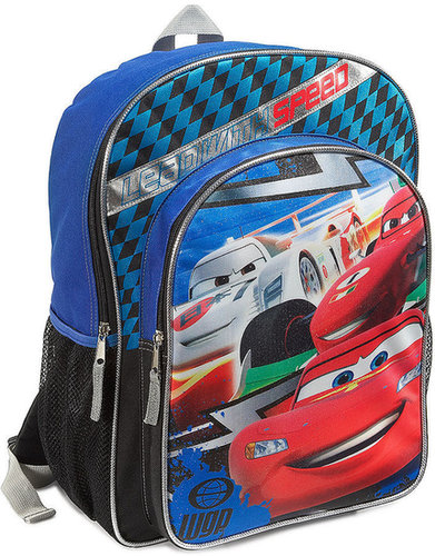 Disney Kids Bag, Boys or Little Boys Cars Backpack