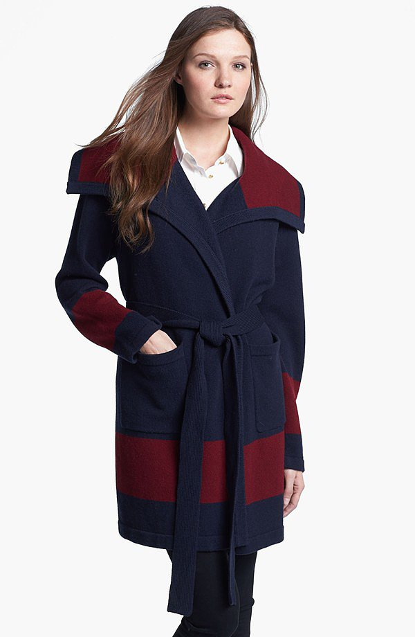 When Fall rolls around, are you perpetually searching for a new coat? Stave off the panic by picking up this wool Marc by Marc Jacobs style ($300, originally $458) now.