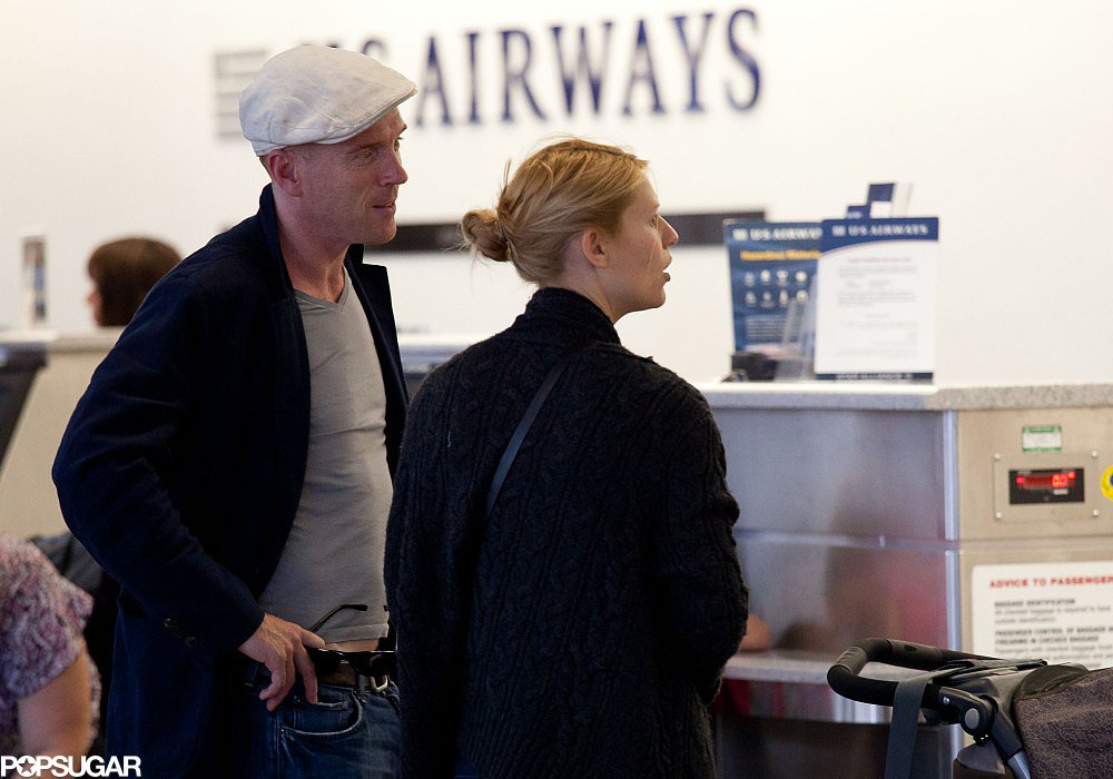 Damian Lewis and Claire Danes Take Their Show on the Road