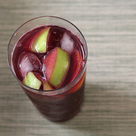 Easy Red Sangria Recipe