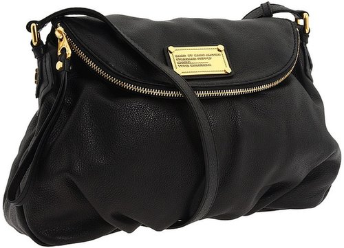 Marc by Marc Jacobs - Classic Q Natasha (Black) - Bags and Luggage