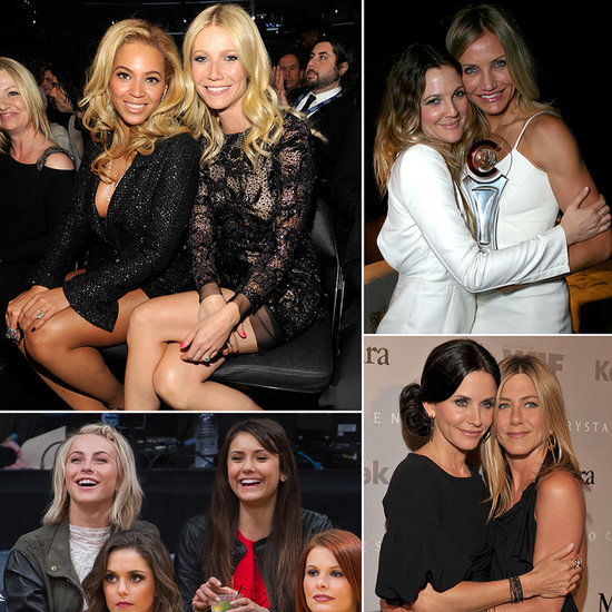 Go-To Girls! Celebrate Girlfriends Day With a Look at Celeb BFFs