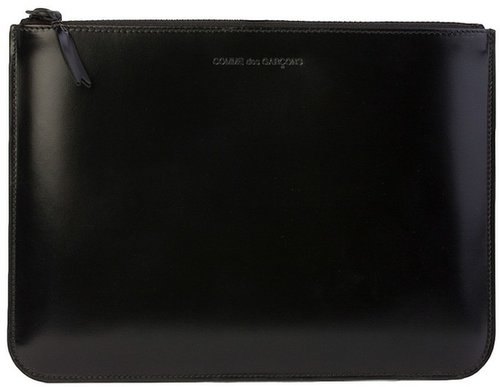 COMME DES GARCONS Medium wallet black