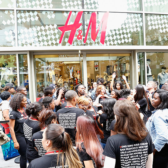 H&M Launches Ecommerce in the United States