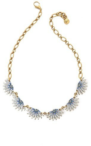 Lulu frost Sunburst Collar Necklace