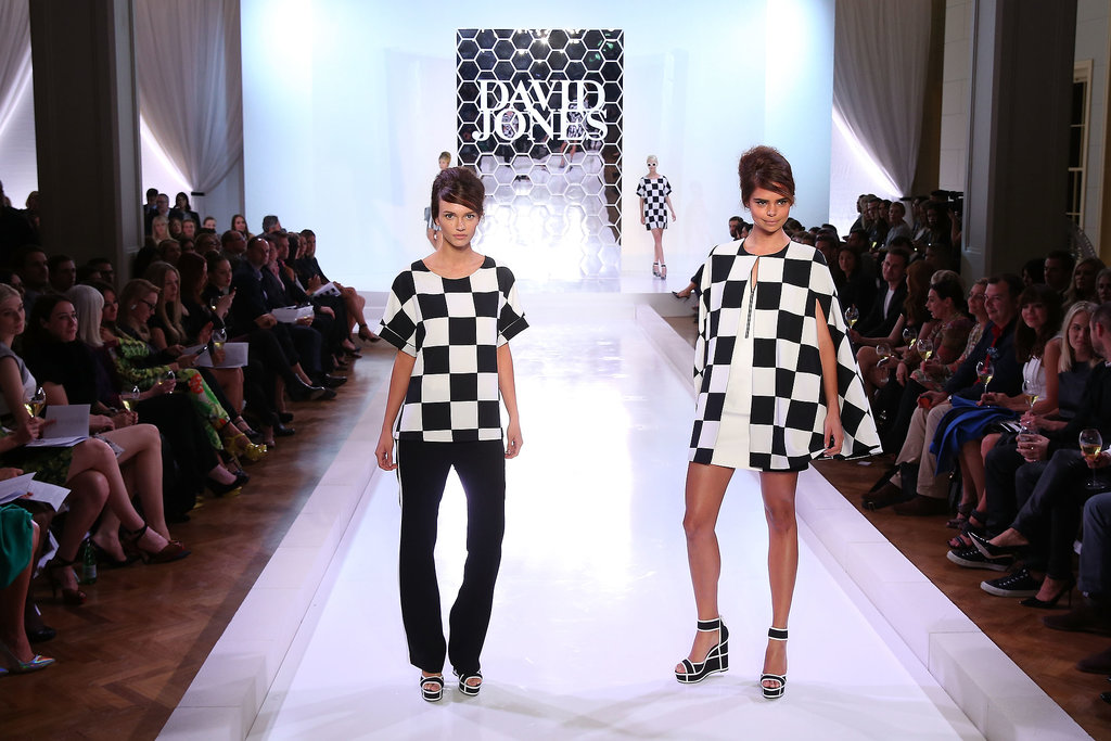 David Jones Spring Summer '13 Runway Recap