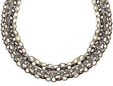 dom by dominique cohen Multi-Chain Statement Necklace
