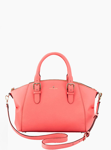 KATE SPADE CHARLOTTE STREET SMALL SLOAN RED