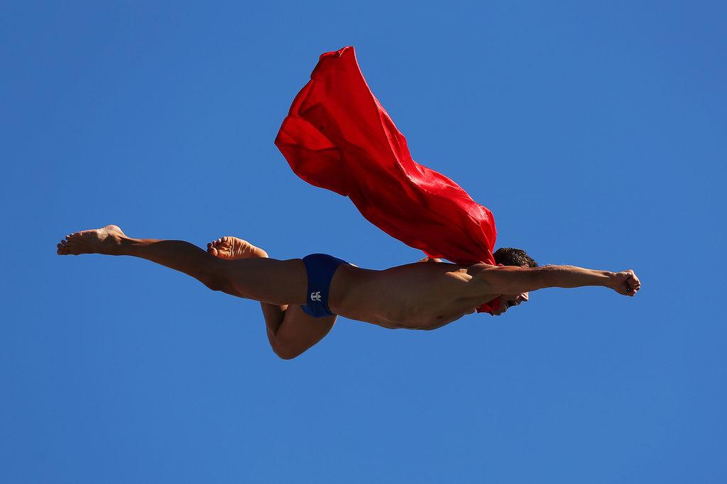 Superhero Stunts