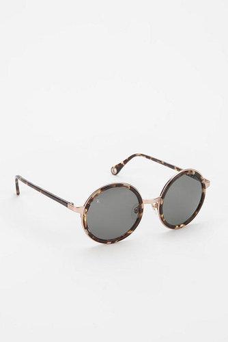 RAEN Fairbank Round Sunglasses