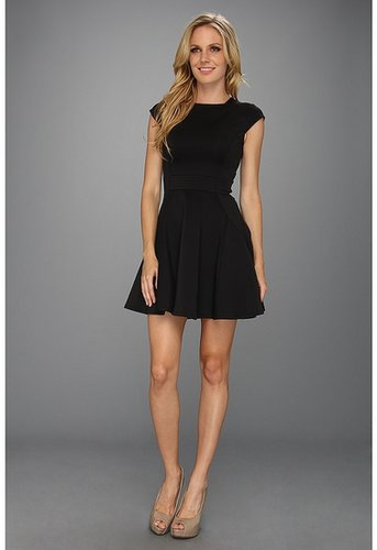 Ted Baker - Tezz Skater Dress (Black) - Apparel