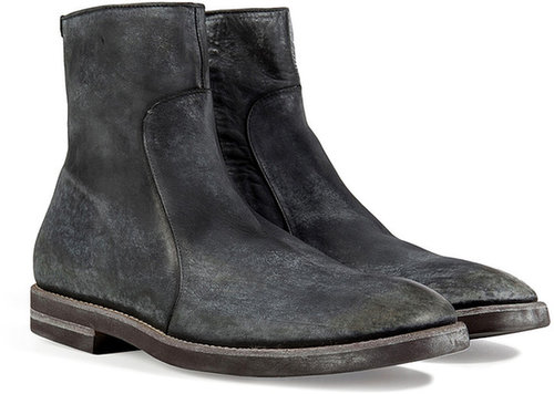 Maison Martin Margiela Vintage Leather Ankle Boots