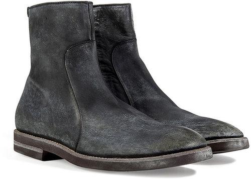 Maison Martin Margiela Vintage Leather Ankle Boots