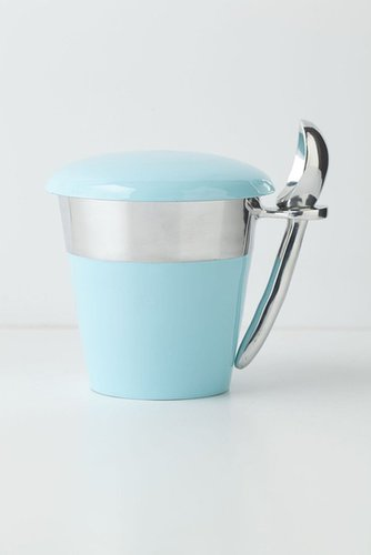 Porcelain Ice Cream Pint Holder