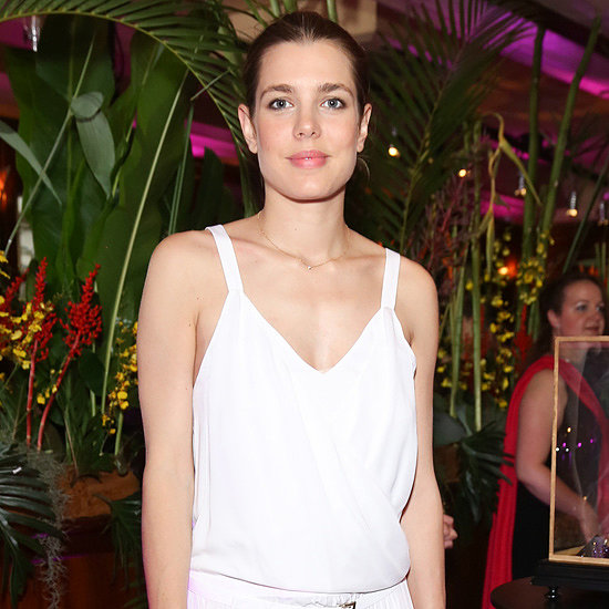 Charlotte Casiraghi Baby Clothes Shopping