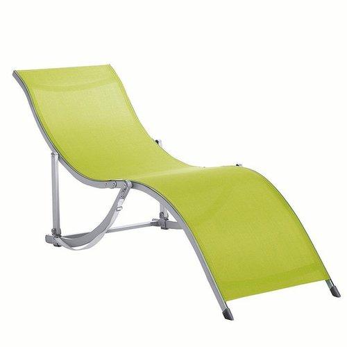 La redoute Chaise longue, bain de soleil, pliable