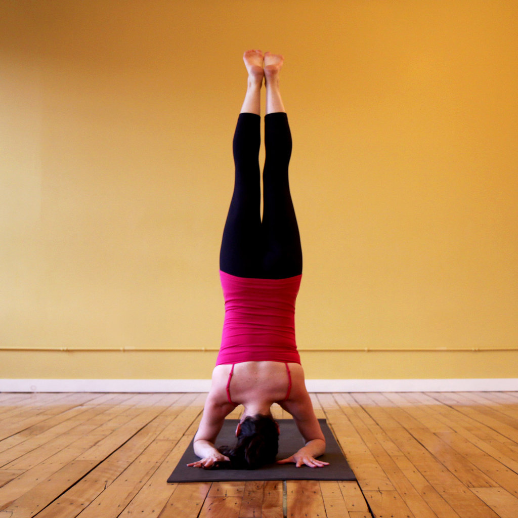 Forearm Headstand