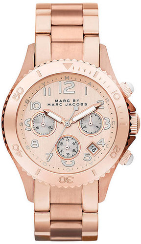 MARC BY MARC JACOBS Women's Rock Chronograph Watch