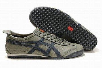 grey asics mexico 66 lauta men sneakers