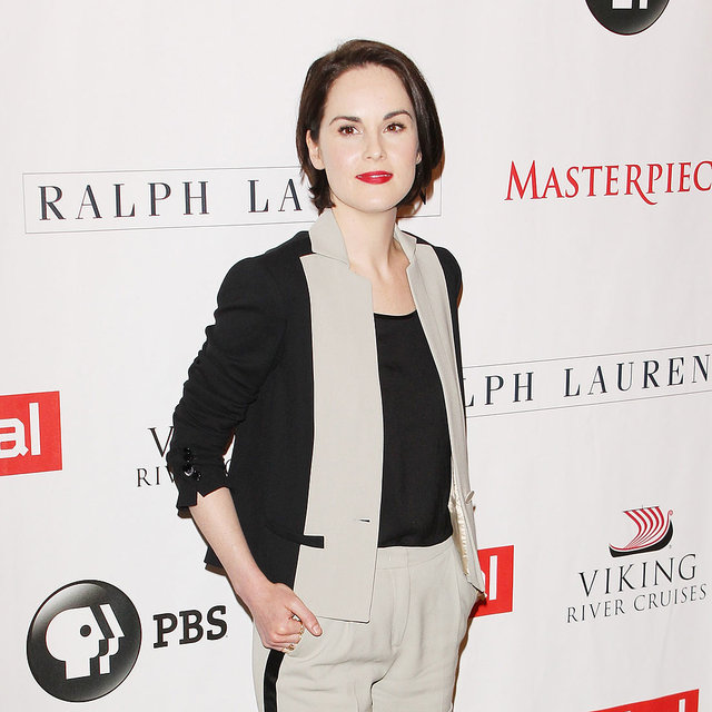 Downton Abbey Female Stars' Best Style: Michelle Dockery