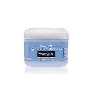 Neutrogena Ultra-Soft Eye Makeup Remover Pads Review