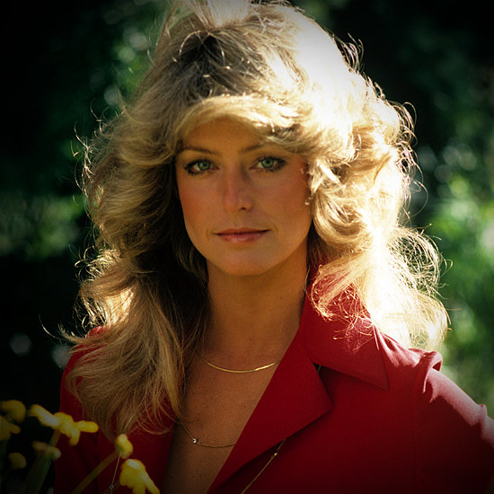 Get Farrah Fawcett's Hair — With a Modern Twist