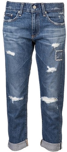 Adriano Goldschmied Piper cropped jean