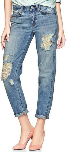 1969 Destroyed Sexy Boyfriend Jeans
