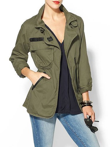 Sanctuary Slouch Army Jacket