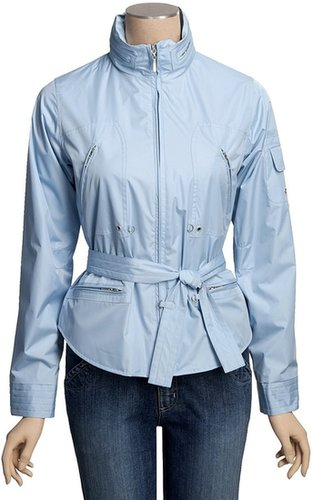 Regent Park Short Bike Jacket - Mesh Lining (For Women)