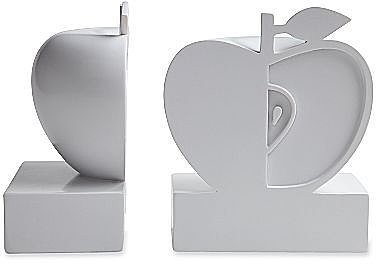 Happy Chic by Jonathan Adler Charlotte Apple Bookends