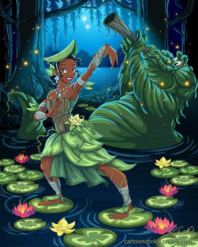 Avatar Tiana