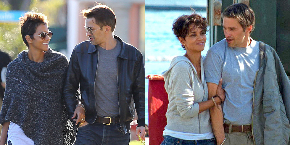 See Halle Berry's Sweetest Moments With the Man Who Keeps Her Young