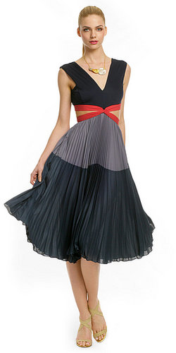 BCBGMAXAZRIA School Girl Gone Bad Dress