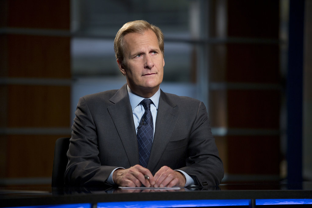 Jeff Daniels Daniels' nod for outstanding lead actor in a drama for The Newsroom is his first Emmy nomination, though he was previously nominated for the role at the Golden Globe and SAG awards.