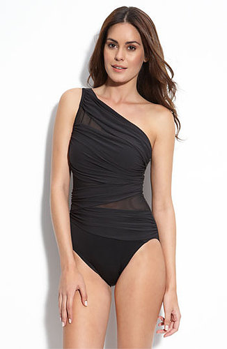 Miraclesuit 'Jena' One Piece Swimsuit Black 12