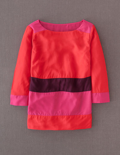 Stripe Colourblock Top