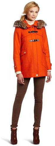 Trina Turk Women's Elizabeth Toggle Coat