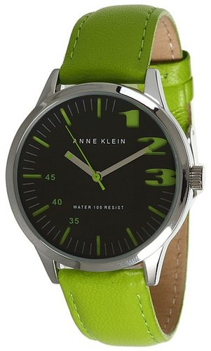 Anne Klein - AK-1257BKLG (Black/Lime Green) - Jewelry