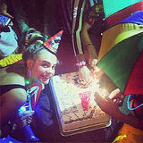 Cara Delevingne's 21st Birthday | Video
