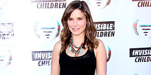 Sophia Bush Says We Should All Try to Change the World