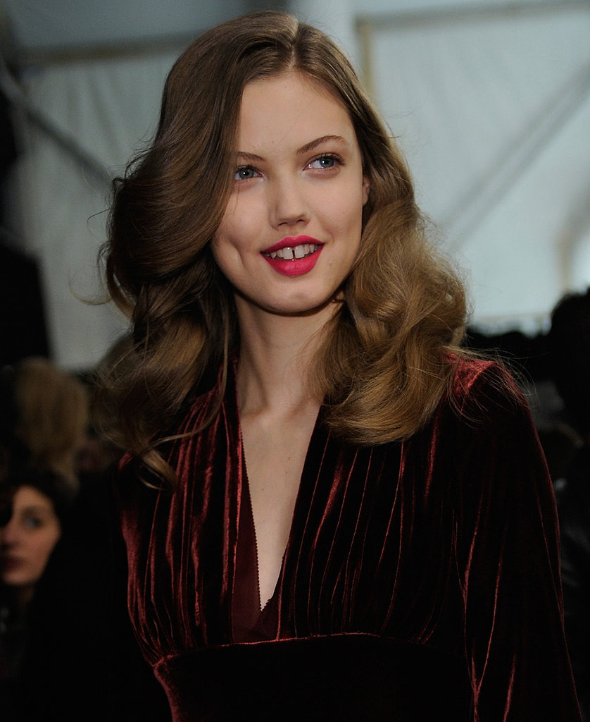 Lindsey Wixson | Beauty Spotlight: Dimples, Freckles, Gap ...