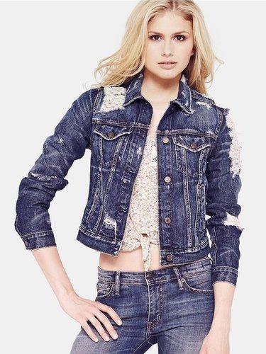 Ralph Lauren Denim & Supply Trucker Denim Jacket